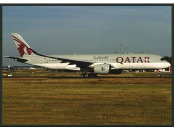 Qatar Airways, A350