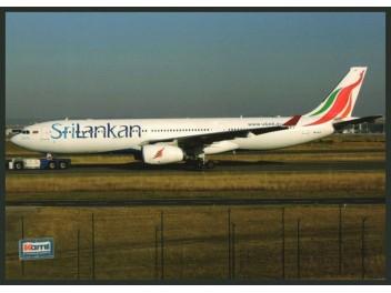 SriLankan, A330