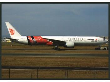 Air China, B.777