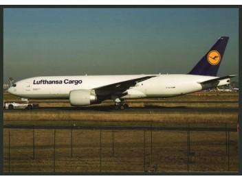 Lufthansa Cargo, B.777F