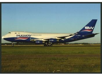 Silk Way, B.747