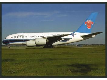 China Southern, A380