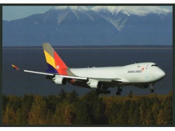 Asiana Cargo, B.747