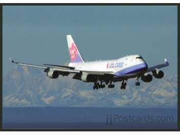 China Airlines Cargo, B.747