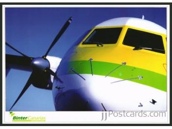 Binter Canarias, ATR 72