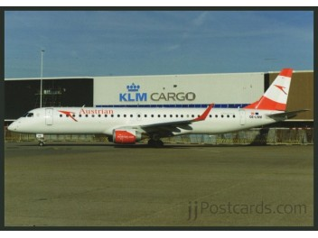 Austrian, Embraer 195