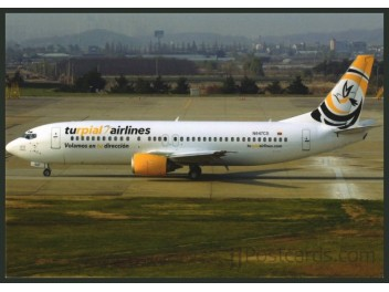 Turpial Airlines, B.737