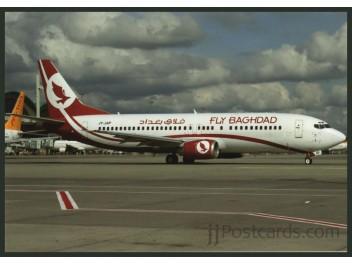 FlyBaghdad, B.737