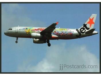 Jetstar Asia, A320