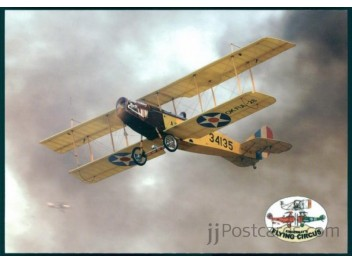 Albatros/Kindernays Circus, JN-4 Jenny