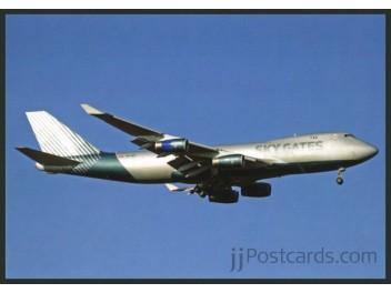 Sky Gates, B.747