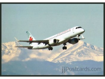 Air Canada. Embraer 190