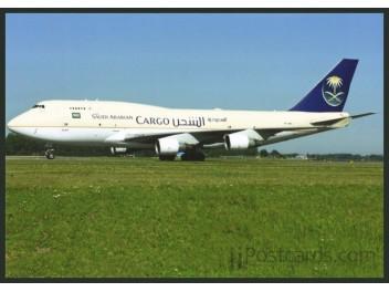 Saudi Arabian Cargo, B.747