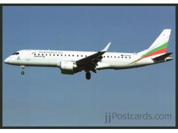 Bulgaria Air, Embraer 190