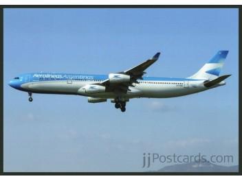 Aerolineas Argentinas, A340