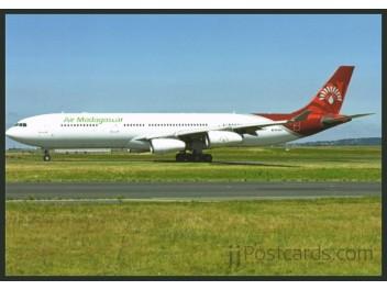 Air Madagascar, A340