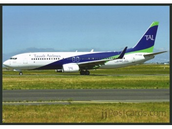 Tassili Airlines, B.737