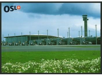Oslo Gardermoen: terminal