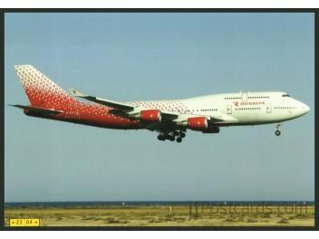 Rossiya, B.747