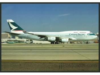 Cathay Pacific, B.747