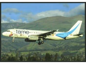 TAME, A320