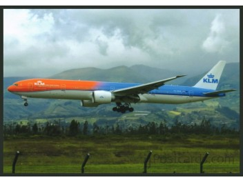 KLM, B.777