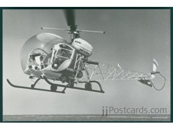 Bell 47G-5A, private ownership
