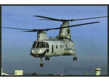 US Navy, CH-46 Sea Knight