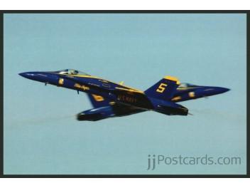 Blue Angels, F/A-18 Hornet