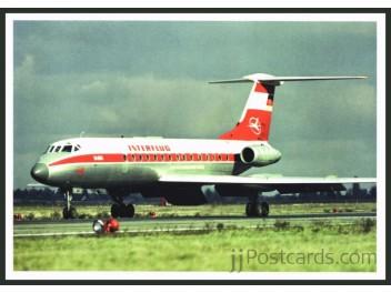 Interflug, Tu-134