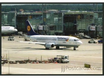 Lufthansa, B.737