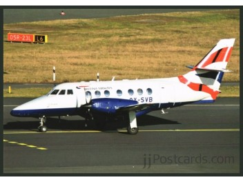 Sun-Air/British Airways, Jetstream 31