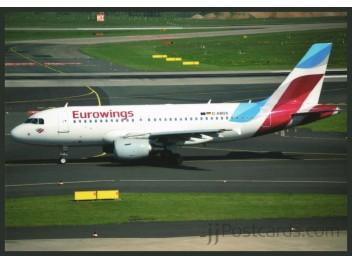 Eurowings, A319