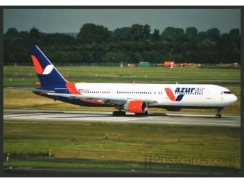 Azur Air (Germany), B.767