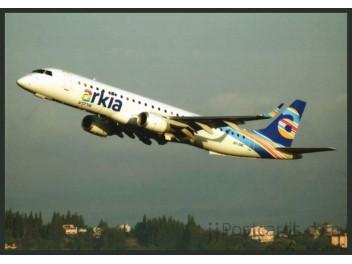 Arkia, Embraer 195