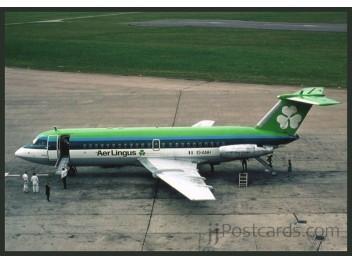 Aer Lingus, BAC 1-11