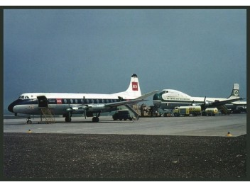 BEA Viscount, Aer Lingus Carvair