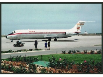 Iberia, DC-9