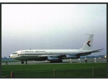 Pacific Western - PWA, B.707