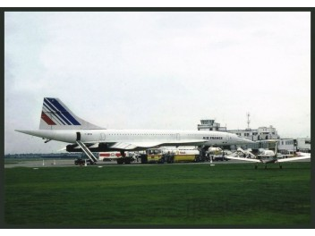 Air France, Concorde