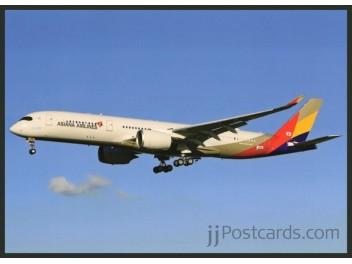 Asiana, A350