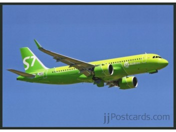 S7 Airlines, A320neo