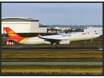 Capital Airlines (China), A330