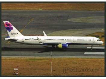 Mega Global Air, B.757