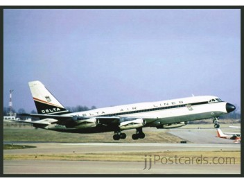 Delta Air Lines, CV-880