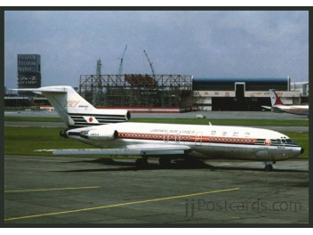 JAL, B.727