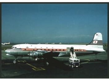 JAL, DC-4