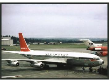 Northwest Orient, B.707