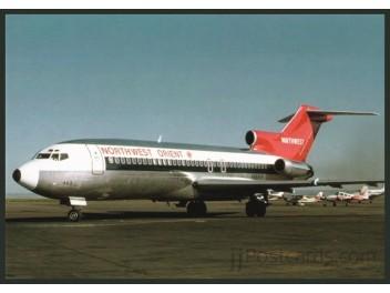 Northwest Orient, B.727