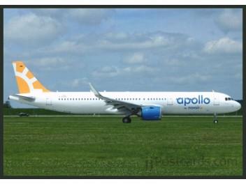 Novair/Apollo, A321neo